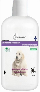 Shampooing Dégraissant 250 ml