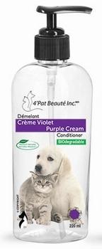 Démêlant Crème Violet 200 ml