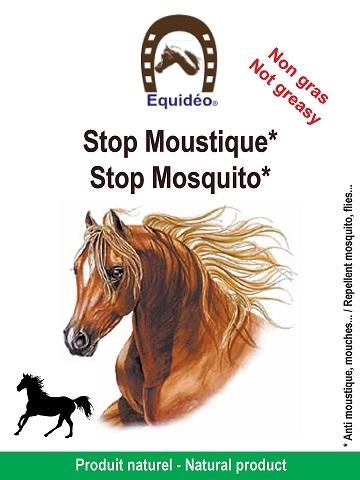 Mosquito Stop EQUIDEO 800 ml